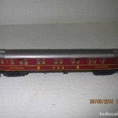 Trenes Escala: COCHE CAMA DE LA DSG EN ESCALA *N* DE ROCO. Lote 61704096