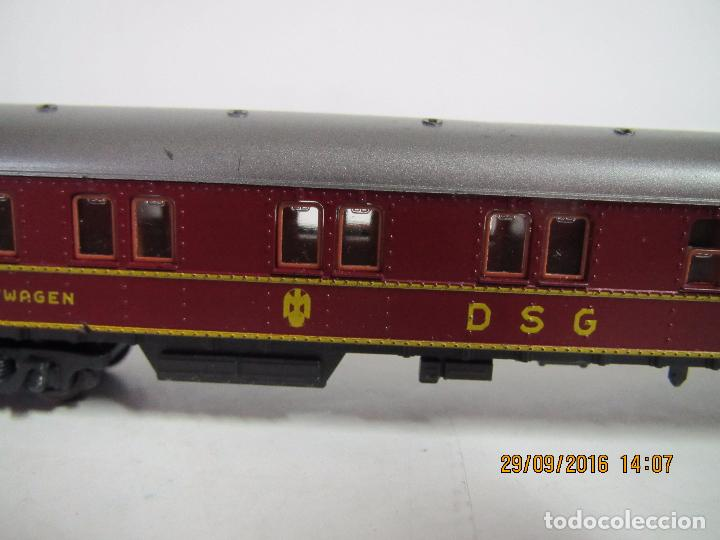 Trenes Escala: Coche Cama de la DSG en Escala *N* de ROCO - Foto 2 - 61704096