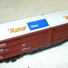 Trenes Escala: VAGON ROCO CLEAN 25093 ESCALA N DB. Lote 66775046