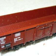 Trenes Escala: VAGON DE CARGA ROCO 02331 DB ESCALA N. Lote 66775462