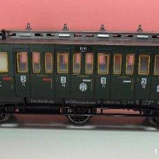 Trenes Escala: ROCO N - VAGÓN DE PASAJEROS 2ª CLASE. Lote 70261985