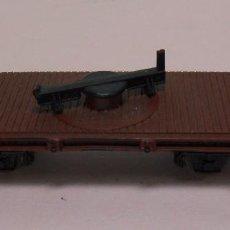 Trenes Escala: ROCO N - VAGÓN PLATAFORMA. Lote 71622183