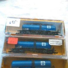 Trenes Escala: ROCO.CISTERNAS (3). Lote 83117543