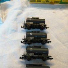 Trenes Escala: CISTERNAS.ROCO (4). Lote 83118514