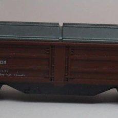 Trenes Escala: ROCO N - VAGÓN LARGO DE MERCANCÍAS. Lote 86566636
