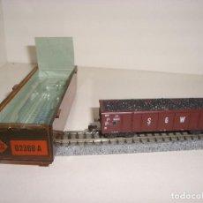Trenes Escala: ROCO N BORDE ALTO CARGA CARBÓN 2368 A (CON COMPRA DE 5 LOTES O MAS ENVÍO GRATIS). Lote 86741240