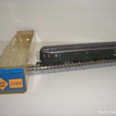 Trenes Escala: ROCO N CORREO 2260 (CON COMPRA DE 5 LOTES O MAS ENVÍO GRATIS). Lote 86849760