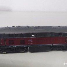 Trenes Escala: LOCOMOTORA ROCO ESCALA N DB 215. Lote 87137428