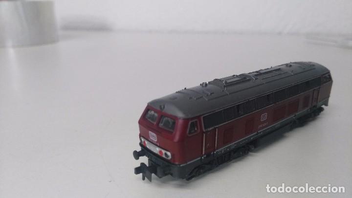 Trenes Escala: locomotora roco escala n db 215 - Foto 2 - 87137428