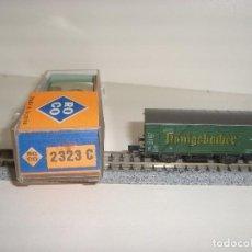 Trenes Escala: ROCO N CERVECERO 2323 C (CON COMPRA DE 5 LOTES O MAS ENVÍO GRATIS). Lote 87157324