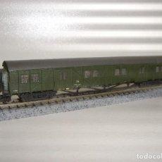 Trenes Escala: ROCO N FURGON EQUIPAJES (CON COMPRA DE 5 LOTES O MAS ENVÍO GRATIS). Lote 87160064