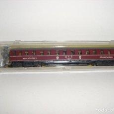 Trenes Escala: ROCO N COCHE CAMA 2269A 24239 (CON COMPRA DE 5 LOTES O MAS ENVÍO GRATIS). Lote 95216199
