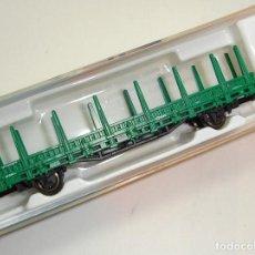 Trenes Escala: VAGON TELERO RENFE ROCO ESCALA N. Lote 96648863