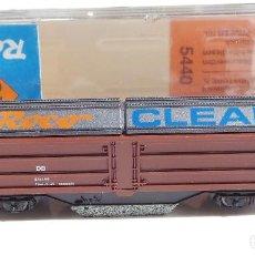 Trenes Escala: VAGÓN ROCO N CLEAN LIMPIAVÍAS REF 25093 CON CAJA . Lote 97996487
