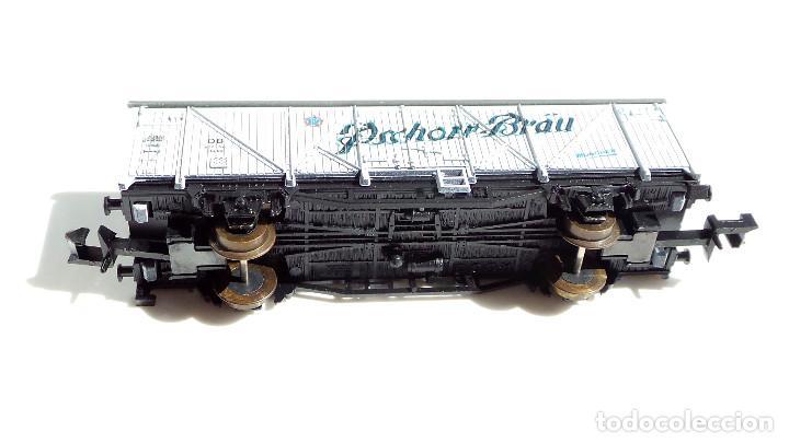 Trenes Escala: VAGON MERCANCIAS CERRADO ROCO REF 2307 B - Foto 7 - 97996599