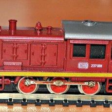 Trenes Escala: LOCOMOTORA DIESEL BR 237 001 DE ROCO, REF. 2151, ESCALA N.. Lote 98392987