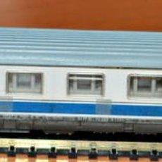 Trenes Escala: VAGÓN ROCO GRANDES LÍNEAS RENFE PASAJEROS 1ª CLASE, ESCALA N.. Lote 109446123