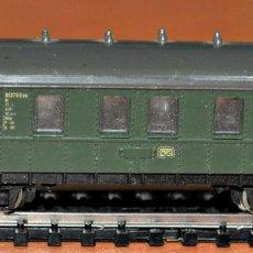 Trenes Escala: COCHE DE VIAJEROS 2ª CLASE DE LA DB DE ROCO, ESCALA N. Lote 104160795
