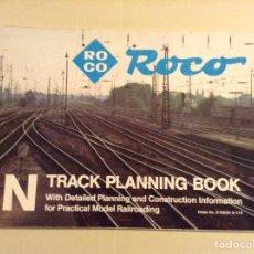 Trenes Escala: LIBRO DE PLANOS ROCO ESCALA N. Lote 106541243