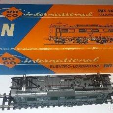 Trenes Escala: ROCO N REF. 23229 (2154) LOCO DB SERIE BR-144. Lote 107801375
