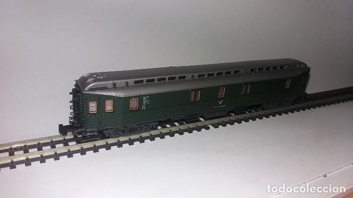 Trenes Escala: ROCO N Ref. 24219 (2260) Vagon postal DB - Foto 3 - 107806703