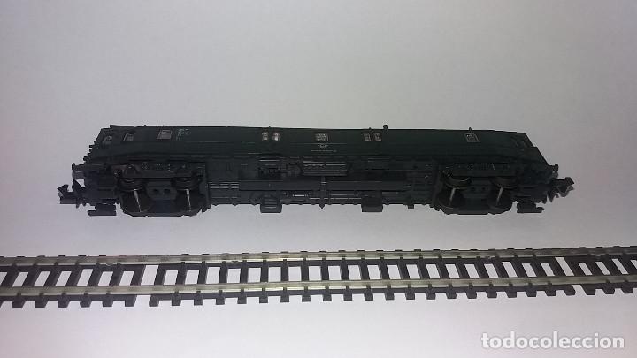 Trenes Escala: ROCO N Ref. 24219 (2260) Vagon postal DB - Foto 5 - 107806703