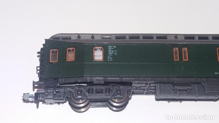 Trenes Escala: ROCO N Ref. 24219 (2260) Vagon postal DB - Foto 6 - 107806703
