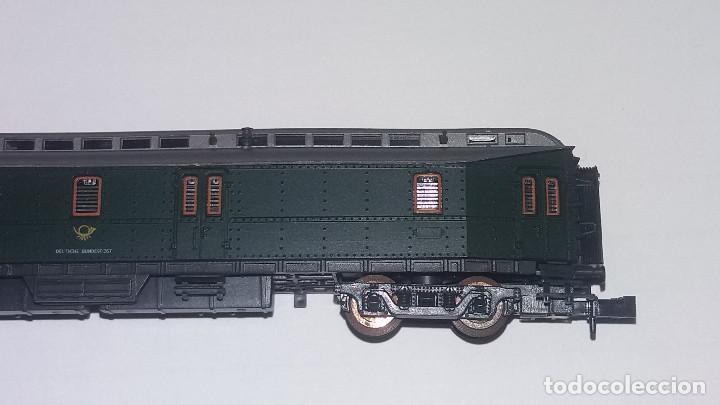 Trenes Escala: ROCO N Ref. 24219 (2260) Vagon postal DB - Foto 7 - 107806703