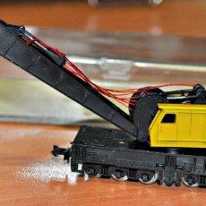 Trenes Escala: GRUA 6 EJES DE ROCO. ESCALA N. Lote 108923359