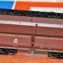 Trenes Escala: TOLVA DE CARBÓN 4 EJES DE LA DB ÉPOCA IV DE ROCO, REF. 25094. ESCALA N. Lote 109454319