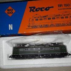 Trenes Escala: LOCOMOTORA ROCO N BR 150 02163 A. Lote 114116727