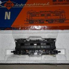 Trenes Escala: LOCOMOTORA ROCO BR 144,5 N 2154. Lote 114119476