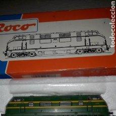 Trenes Escala: LOCOMOTORA RENFE BR 340 ROCO N 23288. Lote 114120303