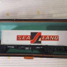 Trenes Escala: VAGÓN ROCO N 2307 B SEA LAND. Lote 114421872