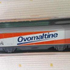 Trenes Escala: VAGÓN ROCO N 2326 A OVOMALTINE. Lote 114423586