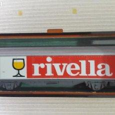 Trenes Escala: VAGÓN MERCANCÍAS BEBIDA ROCO N 2326 G RIVELLA. Lote 114425238