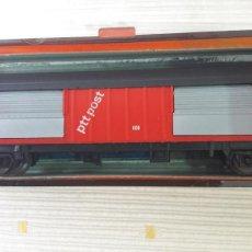 Trenes Escala: VAGÓN POSTAL ROCO N 2333 A PTR POST. Lote 114425642