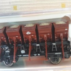 Trenes Escala: VAGÓN 5 CARGAS ROCO N 25186. Lote 114437376