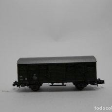 Trenes Escala: VAGÓN CERRADO ESCALA N DE ROCO . Lote 118464351