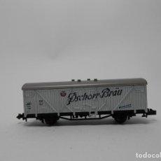 Trenes Escala: VAGÓN CERRADO ESCALA N DE ROCO . Lote 118464439