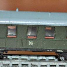 Trenes Escala: COCHE DE VIAJEROS DE 3ª CLASE CON BALCONCILLOS DE LA DR DE ROCO. ESCALA N. Lote 121284795