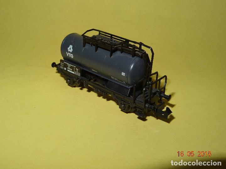 Trenes Escala: Vagón Cisterna VTG Ref. 25037 en Escala *N* de ROCO - Foto 4 - 121292379