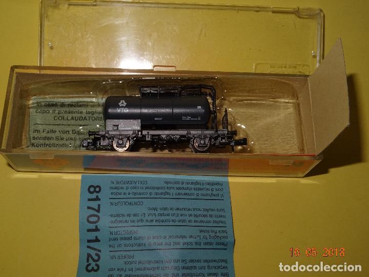 Trenes Escala: Vagón Cisterna VTG Ref. 25037 en Escala *N* de ROCO - Foto 6 - 121292379