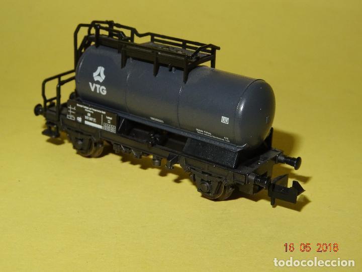 Trenes Escala: Vagón Cisterna VTG Ref. 25037 en Escala *N* de ROCO - Foto 7 - 121292379