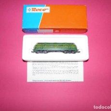 Trenes Escala: LOCOMOTORA ROCO. Lote 121964651