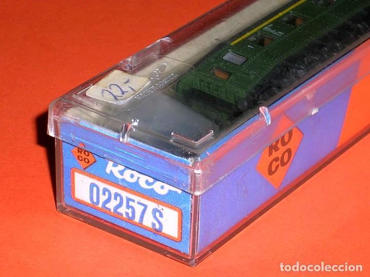 Trenes Escala: Coche pasajeros 1ª clase DB ref. 24214, Roco esc. N, original años 80. Con caja. - Foto 9 - 122288735