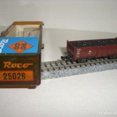 Trenes Escala: ROCO N BORDE MEDIO CARBÓN REF 25026 ( CON COMPRA DE 5 LOTES O MAS ENVÍO GRATIS). Lote 122592663
