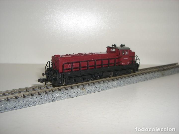 Trenes Escala: ROCO N locomotora maniobras valenciana ( Con compra de 5 lotes o mas envío gratis) - Foto 2 - 122793667