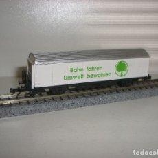 Trenes Escala: ROCO N CERRADO FRIGORIFICO (CON COMPRA DE 5 LOTES O MAS ENVÍO GRATIS). Lote 124437451