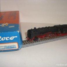 Trenes Escala: ROCO N LOCOMOTORA VAPOR 23208 (CON COMPRA DE 5 LOTES O MAS ENVÍO GRATIS). Lote 126377147